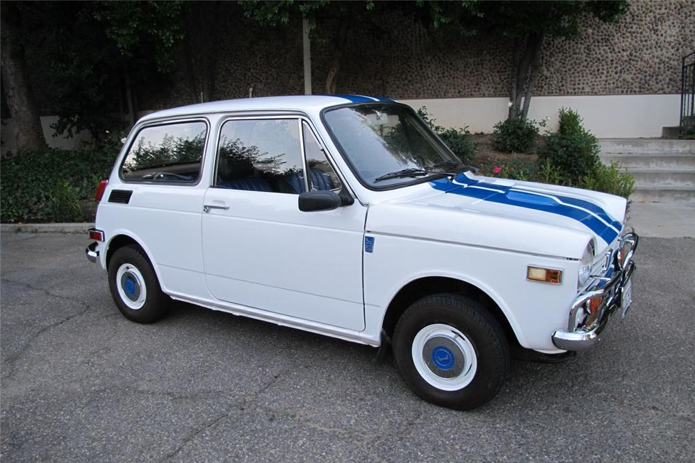 1970 HONDA N600 COUPE - Front 3/4 - 117509