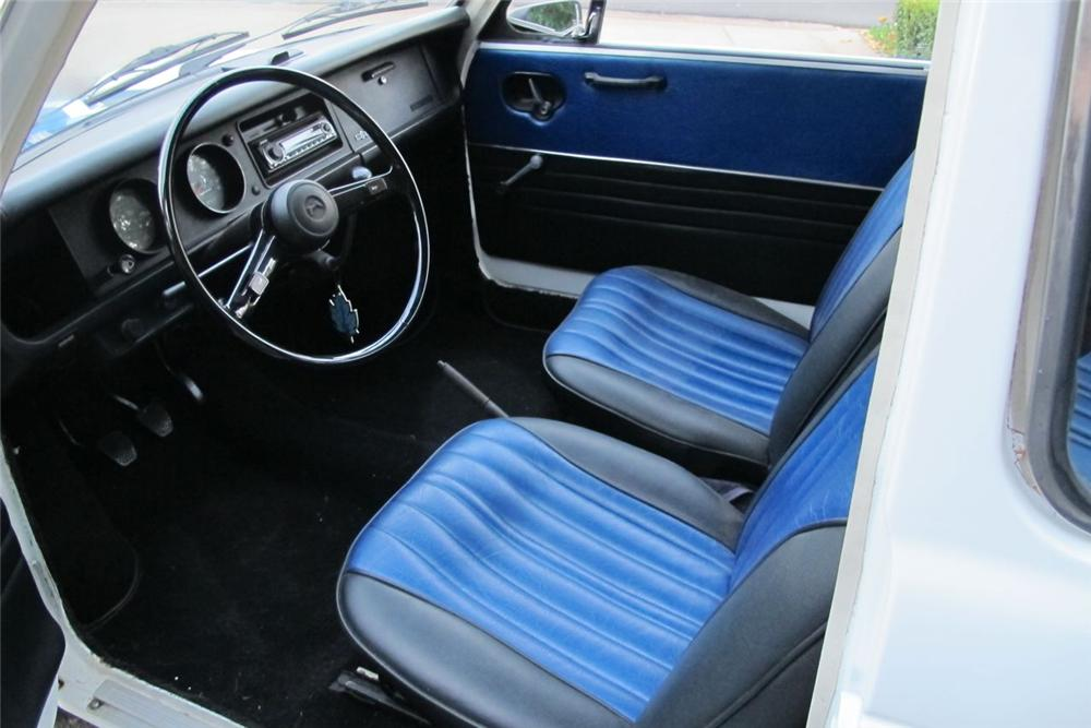 1970 HONDA N600 COUPE - Interior - 117509