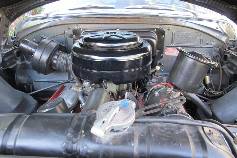 1953 CHRYSLER NEW YORKER TOWN & COUNTRY STATION WAGON - Engine - 117511