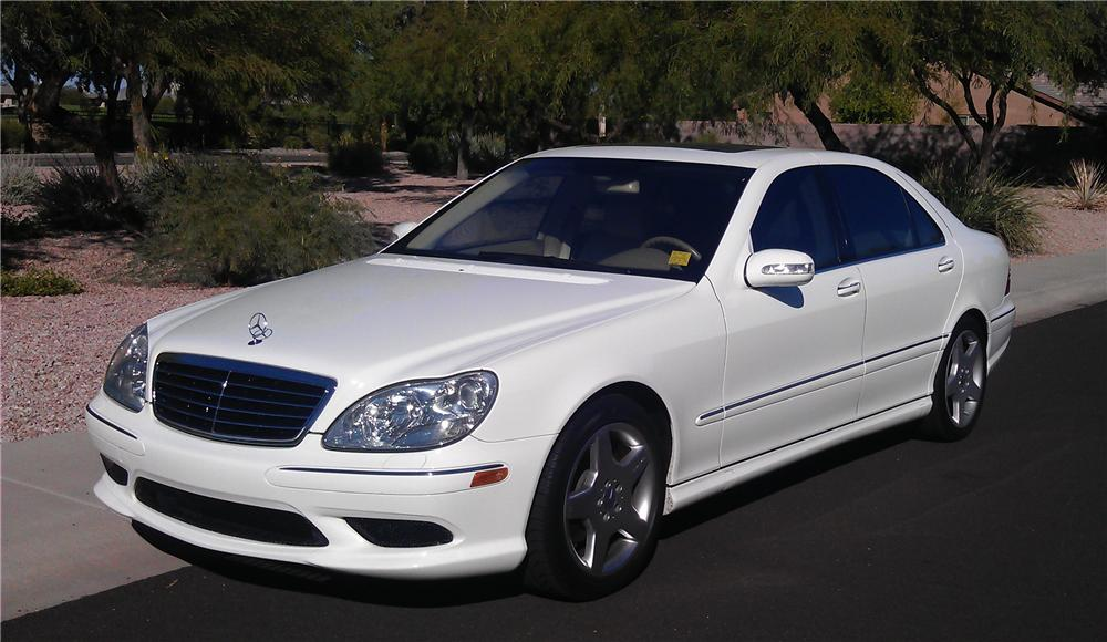 2003 mercedes benz s430 sport sedan 117525. Black Bedroom Furniture Sets. Home Design Ideas