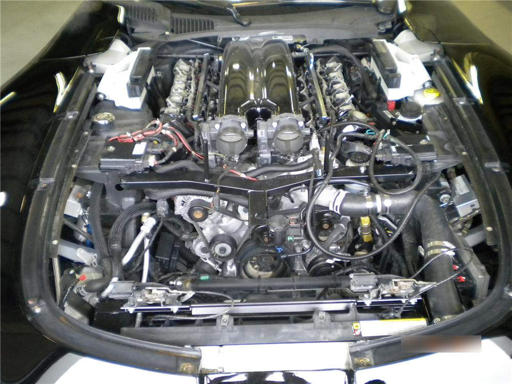 2009 DEVON GTX CUSTOM COUPE - Engine - 117648