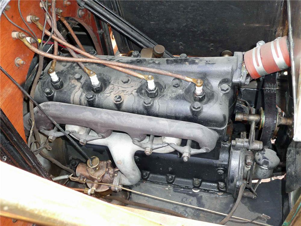 1910 FORD MODEL T TOURING - Engine - 117665