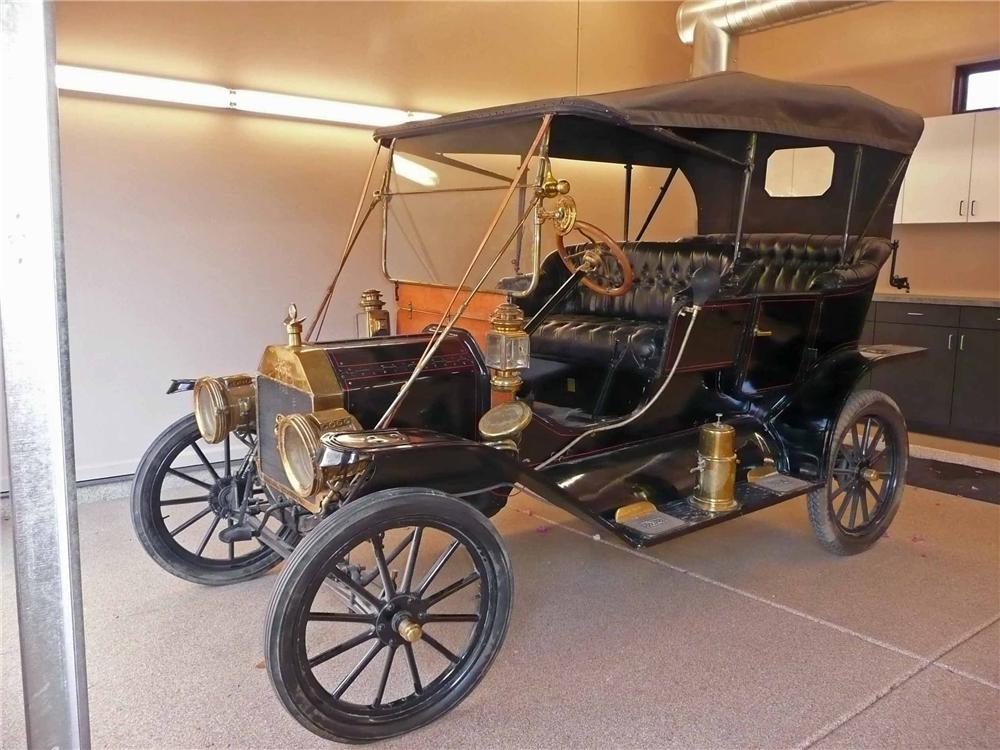 1910 FORD MODEL T TOURING - Front 3/4 - 117665
