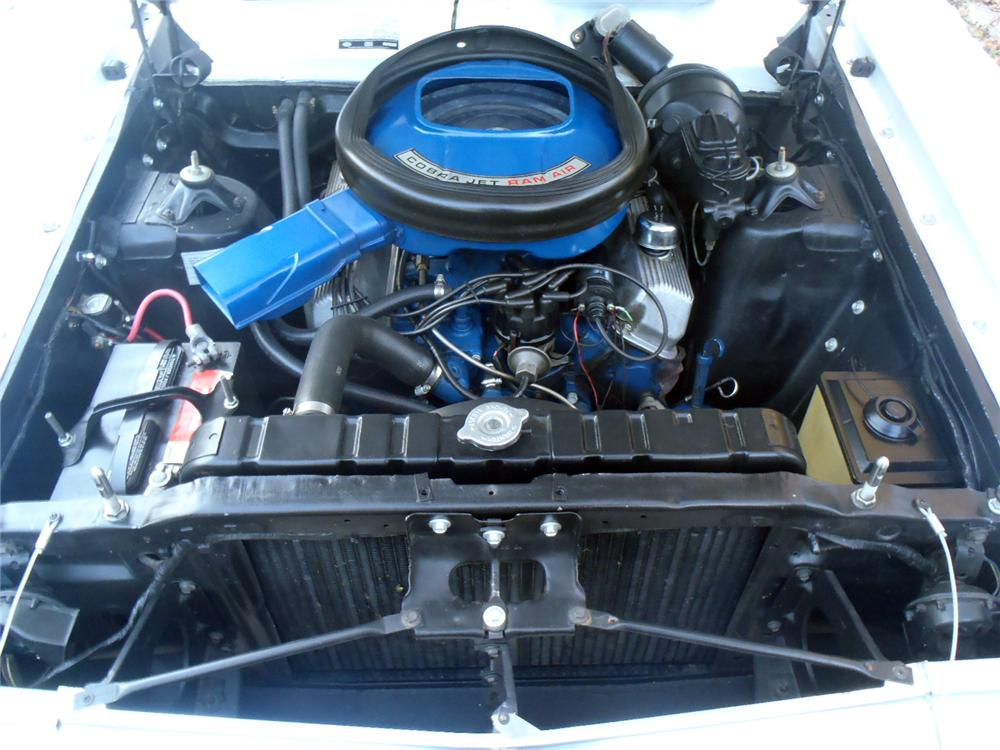 1969 FORD TORINO COBRA 2 DOOR COUPE - Engine - 117668
