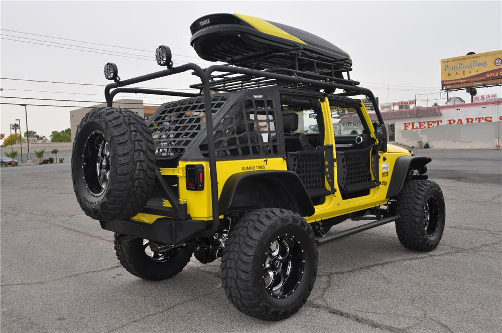 Lifted Black Jk >> 2009 JEEP WRANGLER CONVERTIBLE - 117676