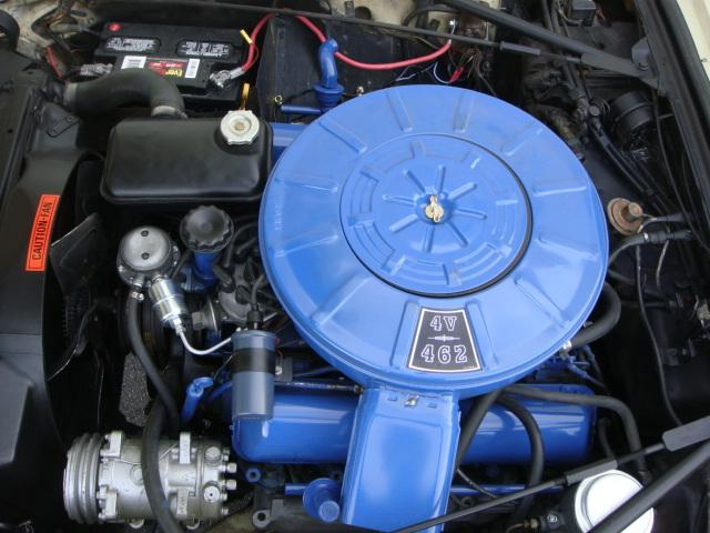 1966 LINCOLN CONTINENTAL CONVERTIBLE - Engine - 117677