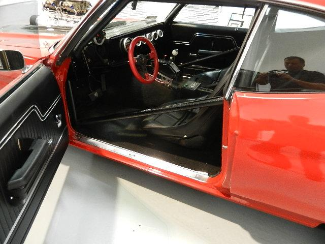 1970 CHEVROLET CHEVELLE CUSTOM 2 DOOR COUPE - Interior - 117679