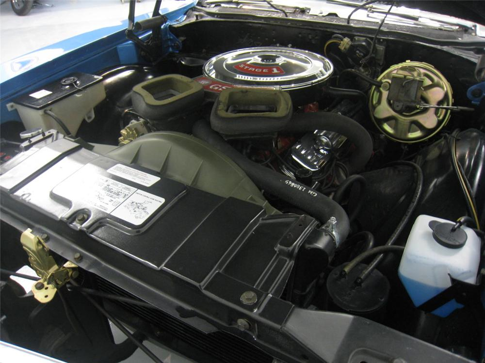 1971 BUICK GS STAGE 1 CONVERTIBLE - Engine - 117680