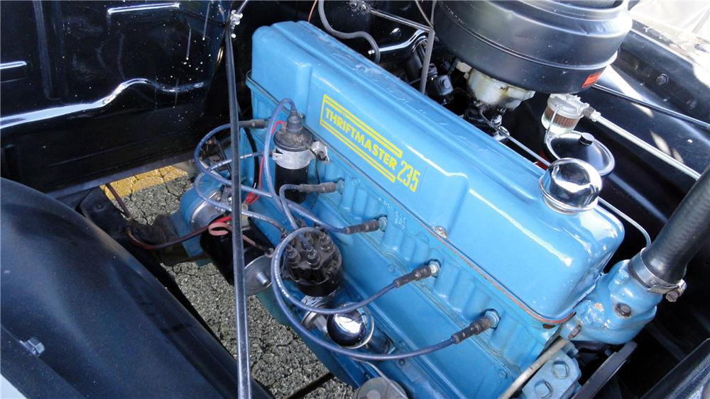 1954 CHEVROLET 3100 PICKUP - Engine - 117691