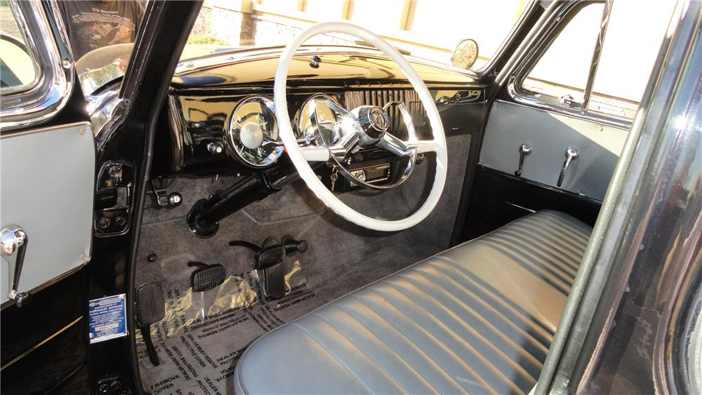 1954 CHEVROLET 3100 PICKUP - Interior - 117691
