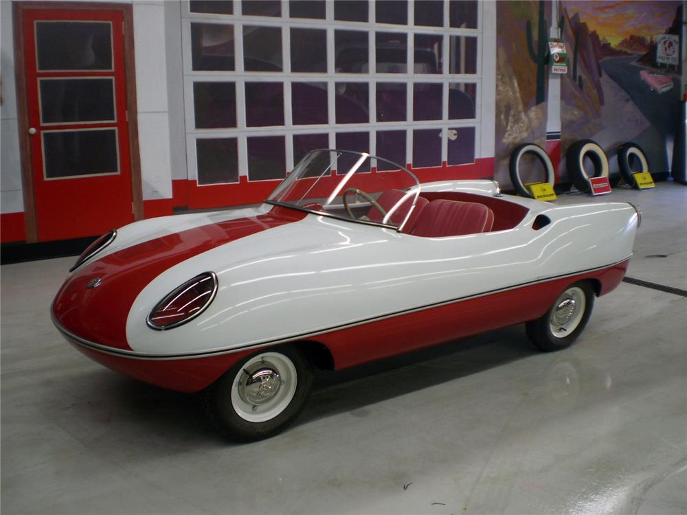 1957 GOGGOMOBIL RE-CREATION ROADSTER - Front 3/4 - 117699