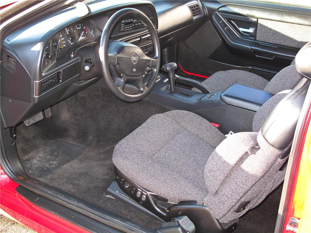 1992 Ford Thunderbird 2 Door Coupe 117701