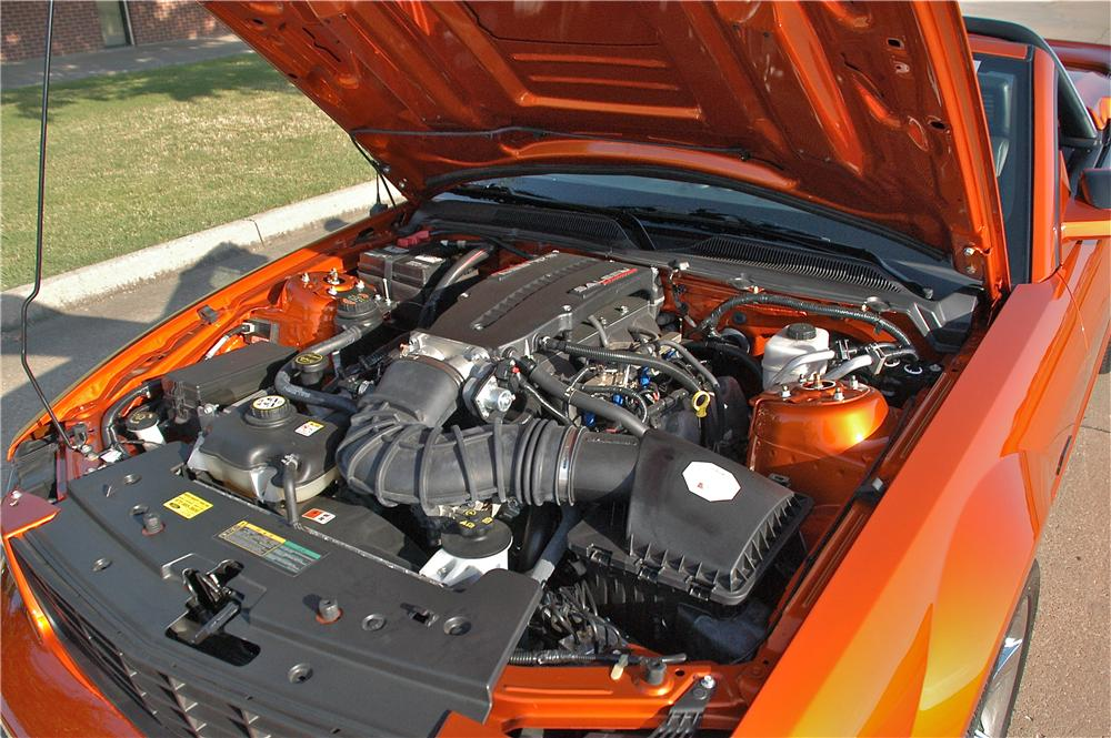 2007 FORD SALEEN MUSTANG CONVERTIBLE - Engine - 117760