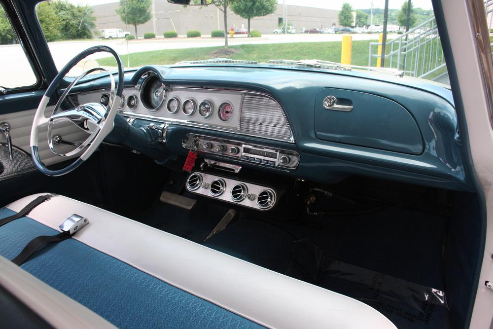 1955 DODGE CUSTOM ROYAL LANCER 2 DOOR HARDTOP - Interior - 117771