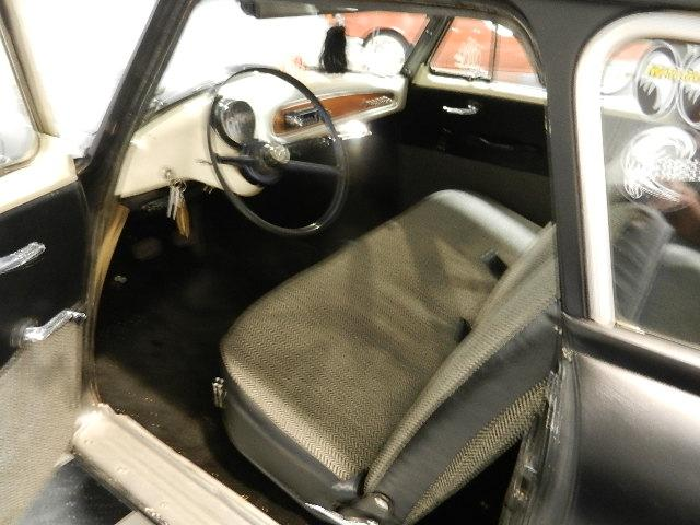 1959 AMERICAN MOTORS CUSTOM 2 DOOR SEDAN - Interior - 117780