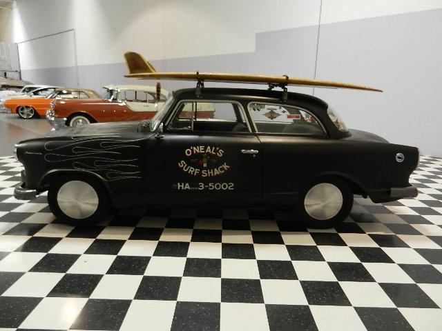 1959 AMERICAN MOTORS CUSTOM 2 DOOR SEDAN - Rear 3/4 - 117780