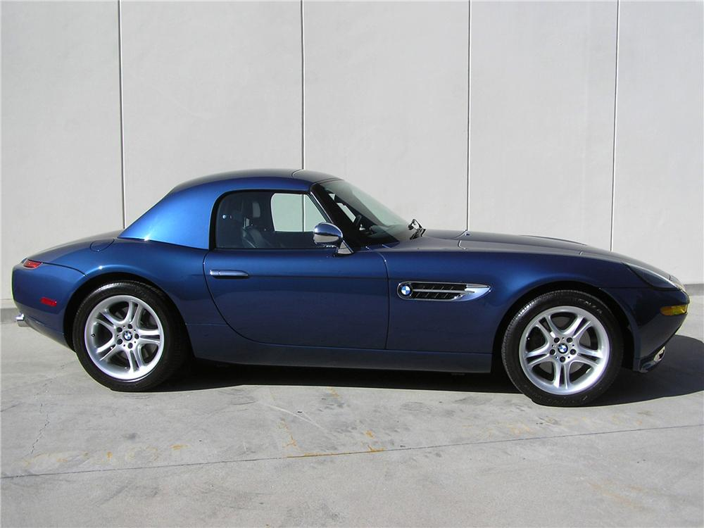 2001 BMW Z8 ROADSTER - Front 3/4 - 117787