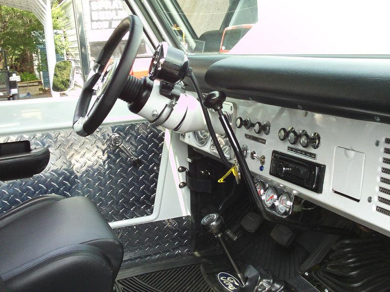 1977 FORD BRONCO CUSTOM SUV - Interior - 117790