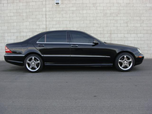 2002 mercedes benz s500 4 door sedan 117797