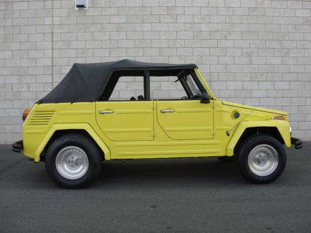 1973 VOLKSWAGEN THING CUSTOM CONVERTIBLE - Side Profile - 117798