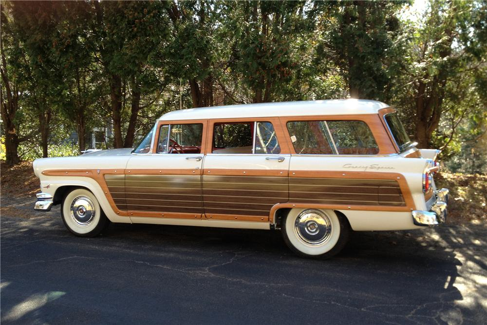 1956 Ford Country Squire Station Wagon 117810