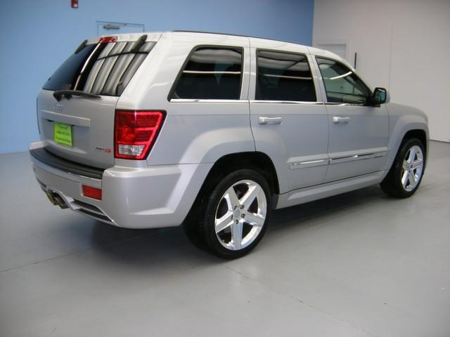 2006 JEEP GRAND CHEROKEE CUSTOM SRT8 - Rear 3/4 - 117812