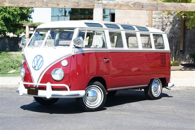 1967 volkswagen 21 window bus 117814
