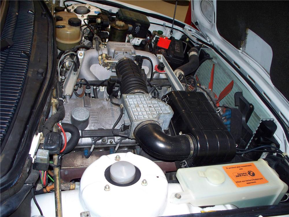 1984 BMW 733 4 DOOR SEDAN - Engine - 117815