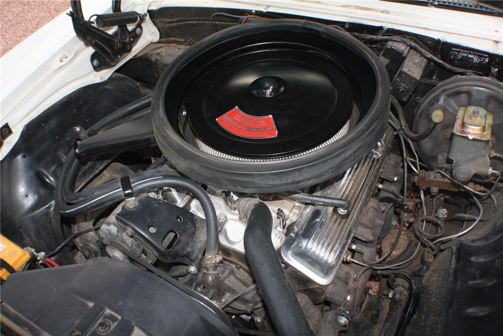 1969 CHEVROLET CAMARO 2 DOOR COUPE - Engine - 117829