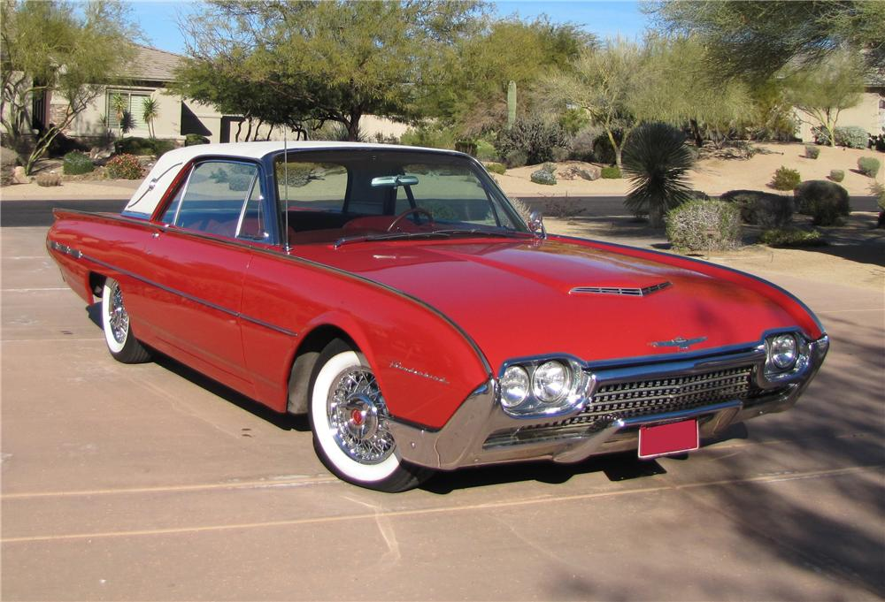 Used Ford Thunderbird For Sale  CarGurus