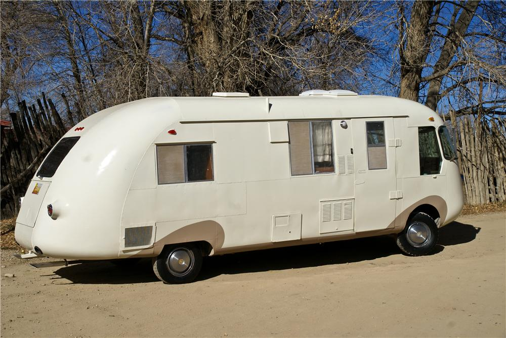 1968 ULTRA MOTORHOME - Side Profile - 117834