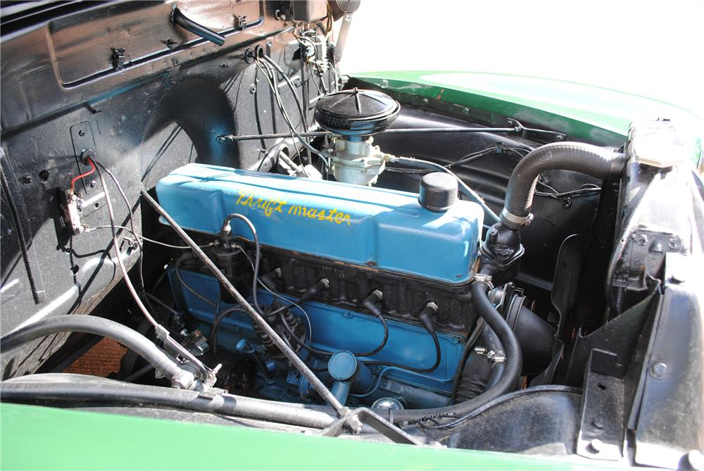 1953 CHEVROLET 3100 PICKUP - Engine - 117845