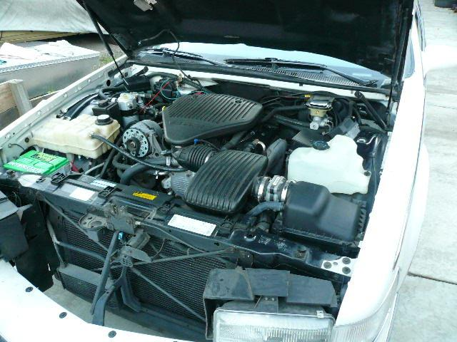 1996 CADILLAC FLEETWOOD LIMO - Engine - 117851