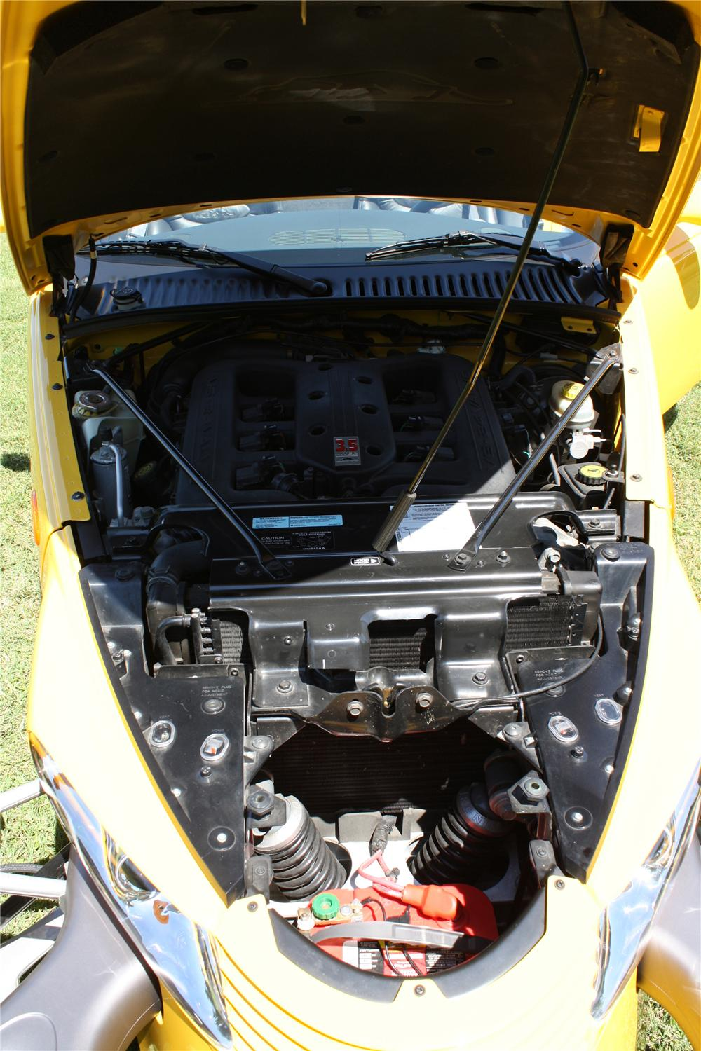 1999 PLYMOUTH PROWLER CONVERTIBLE - Engine - 117891