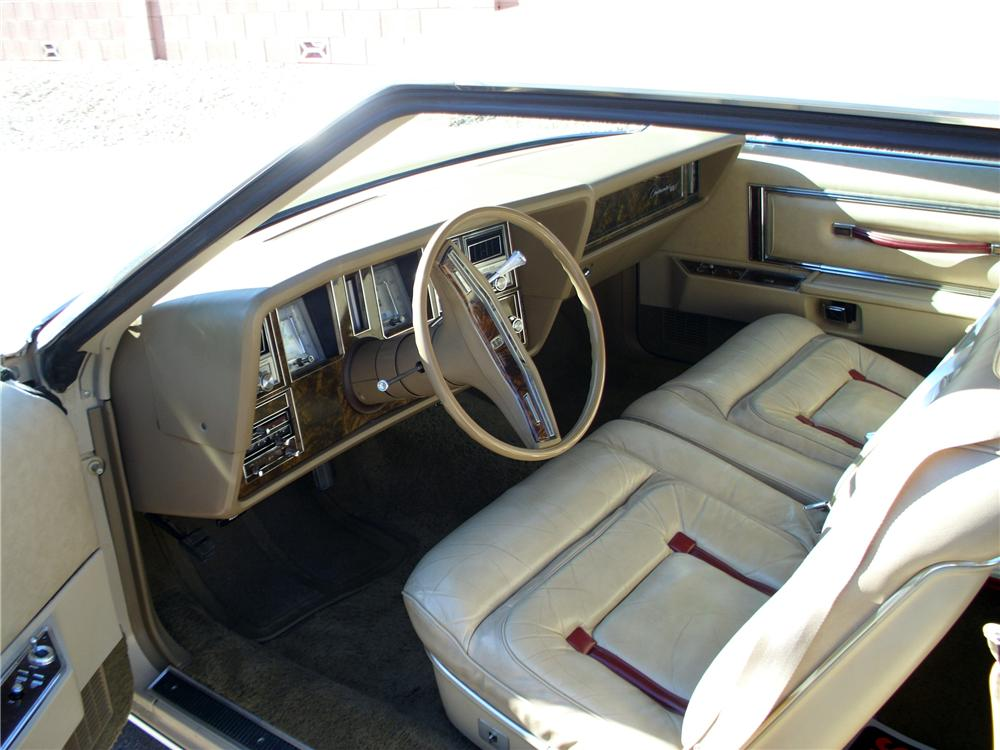 1978 Lincoln Continental Mark V 2 Door Coupe 118014