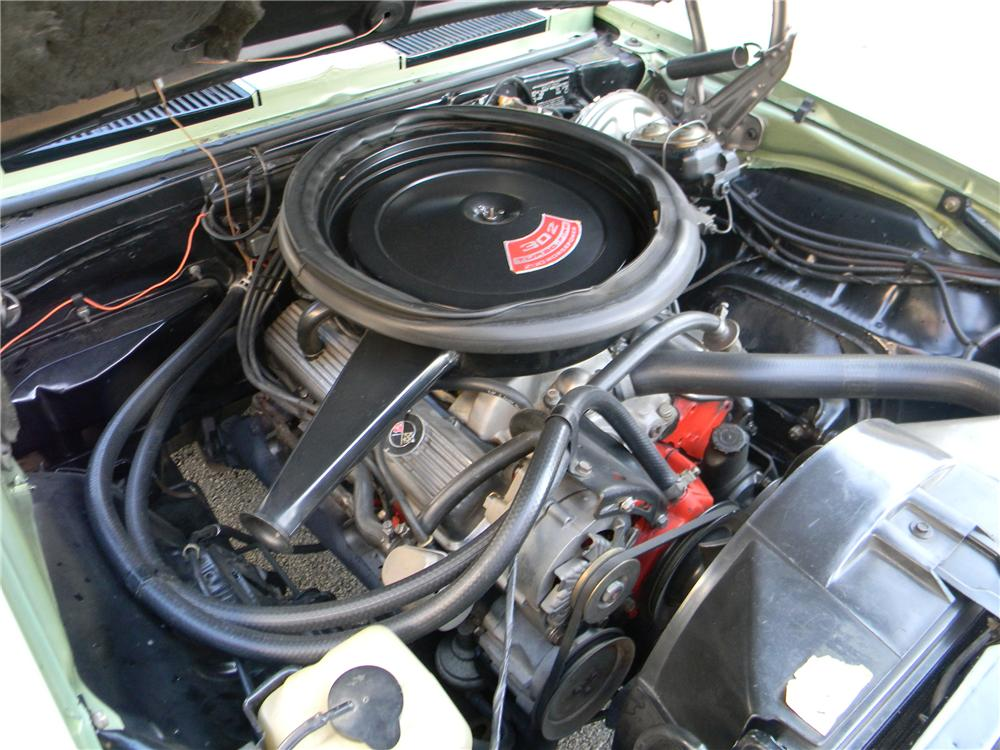 1969 CHEVROLET CAMARO Z/28 RS 2 DOOR COUPE - Engine - 125062