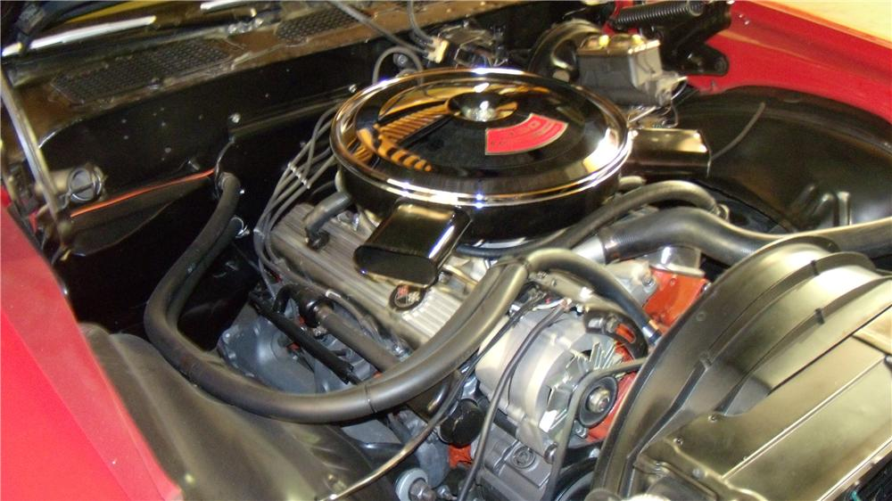 1970 CHEVROLET CAMARO Z/28 RS 2 DOOR COUPE - Engine - 125085