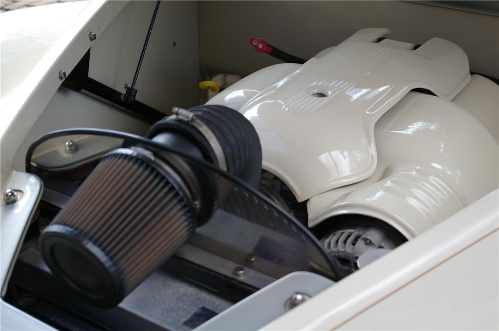 1939 LINCOLN ZEPHYR RE-CREATION CONVERTIBLE - Engine - 125092