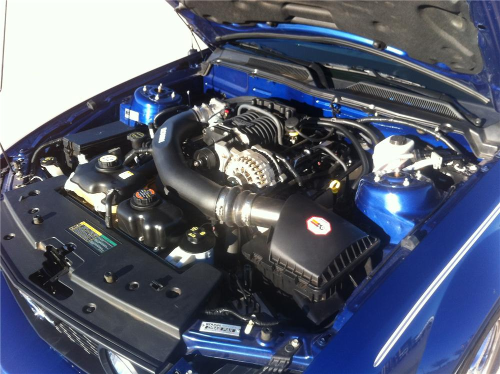 2007 FORD MUSTANG ROUSH DRAG PAK - Engine - 125150
