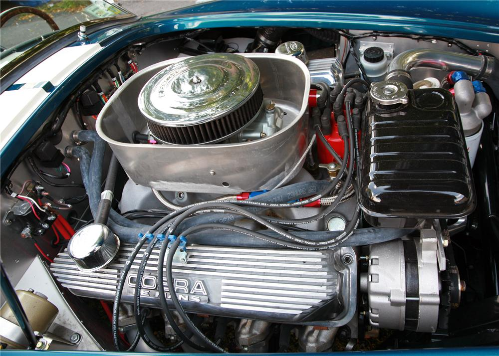 1967 SHELBY COBRA ROADSTER RE-CREATION - Engine - 125159