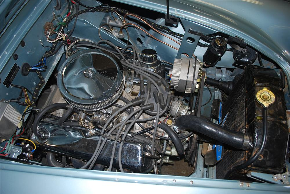 1959 AUSTIN-HEALEY CUSTOM ROADSTER - Engine - 125168