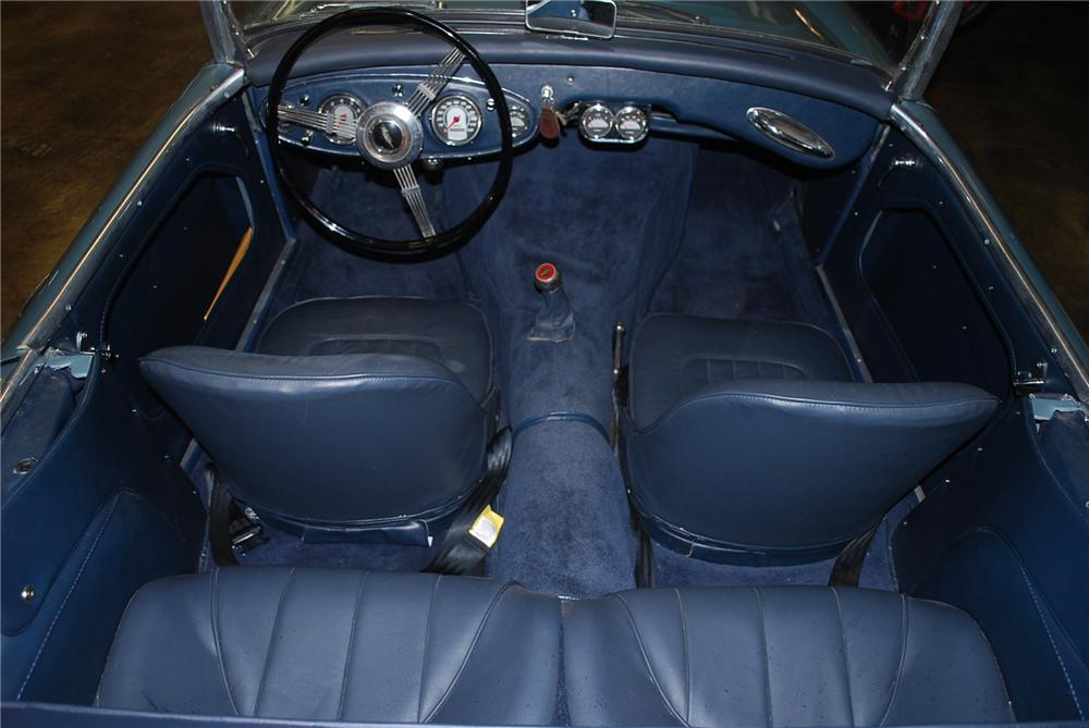 1959 AUSTIN-HEALEY CUSTOM ROADSTER - Interior - 125168