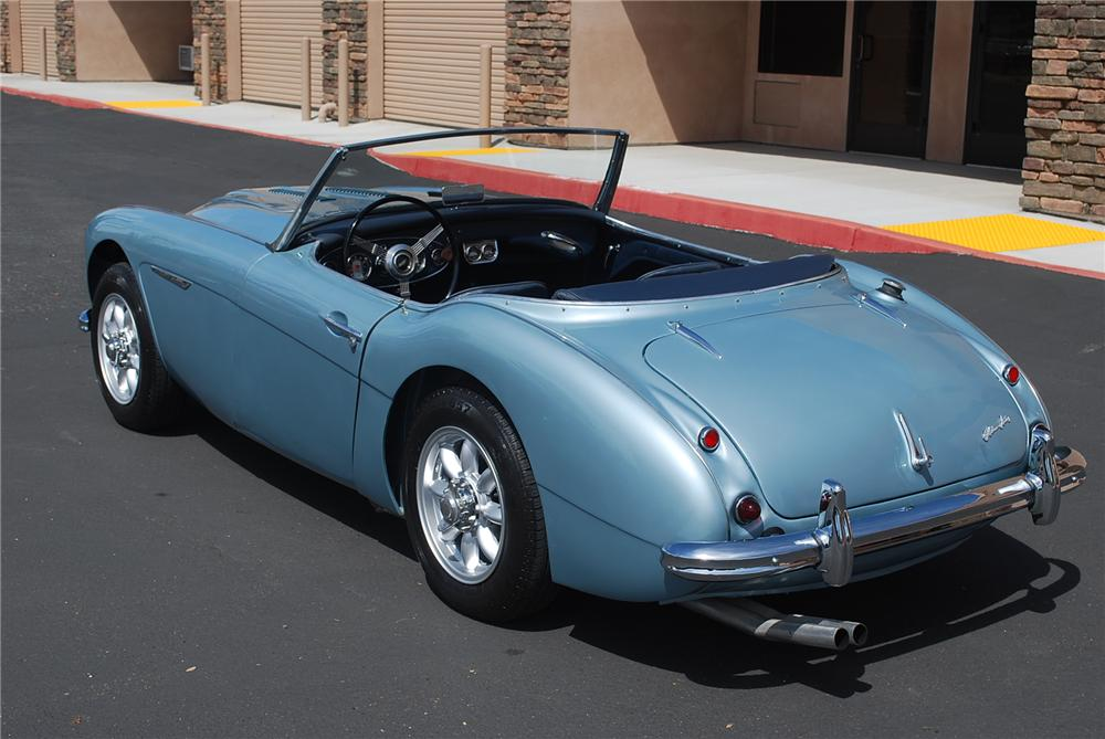 1959 AUSTIN-HEALEY CUSTOM ROADSTER - Rear 3/4 - 125168