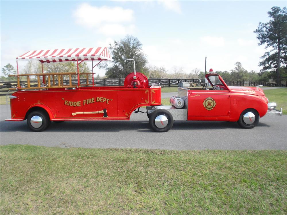 1949 Crosley Hook And Ladder Fire Truck 125173