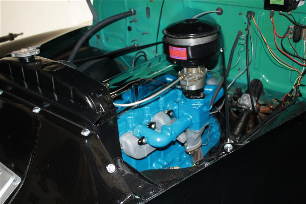 1954 CHEVROLET 3100 PICKUP - Engine - 125178