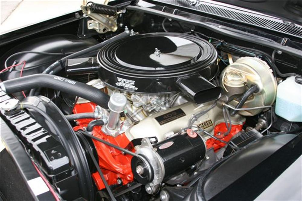 1962 CHEVROLET IMPALA SS CONVERTIBLE - Engine - 125241
