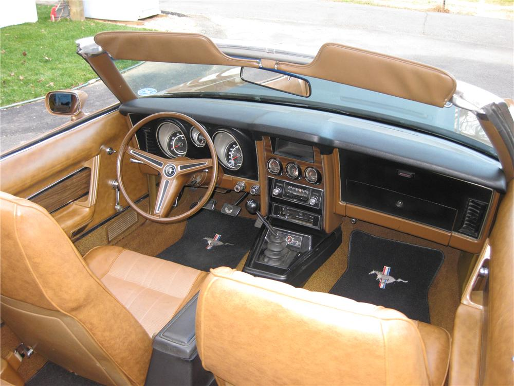1973 Ford Mustang Convertible 125247