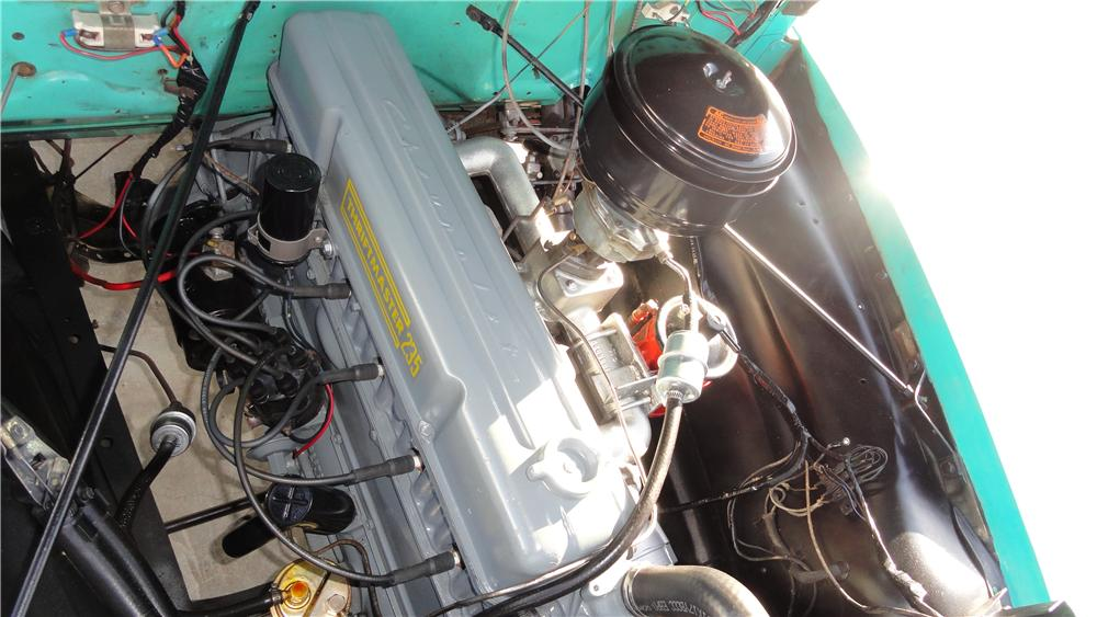 1953 CHEVROLET 3100 PICKUP - Engine - 125268