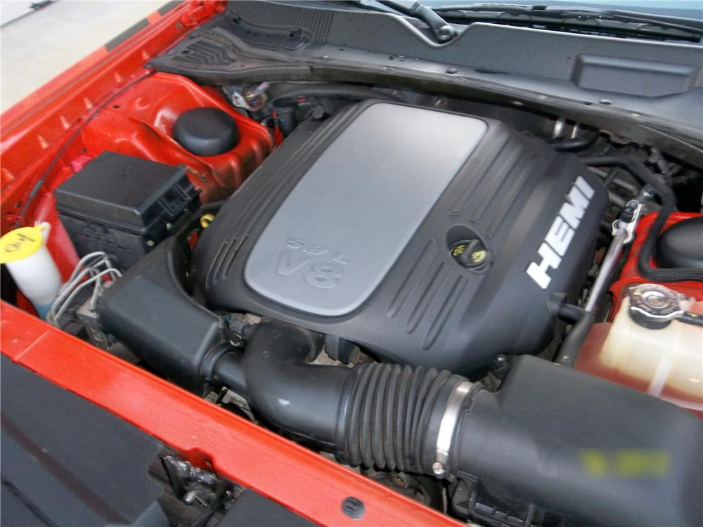 2009 DODGE CHALLENGER R/T 2 DOOR COUPE - Engine - 125299