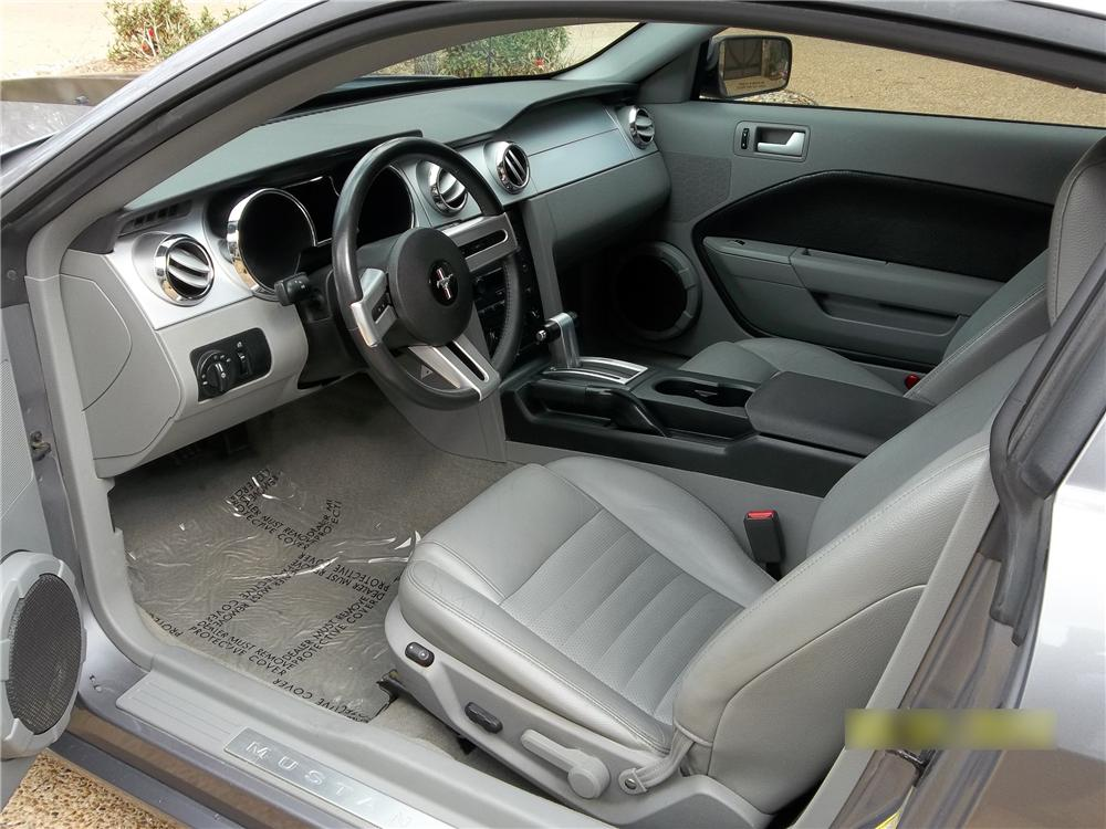 2006 Ford Mustang Gt 2 Door Coupe 125302